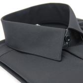 【金‧安德森】黑色長袖吸排襯衫