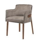 【南洋風休閒傢俱】餐椅系列 -波爾頓布置沙發餐椅 咖啡廳桌椅 洽談椅 休閒靠背軟墊 CM1059-2