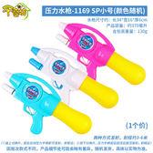 玩具槍 兒童水槍玩具大容量高壓沙灘漂流呲滋大噴水搶抽拉背包男孩打水仗T