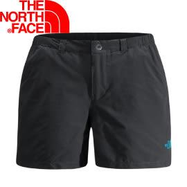 【The North Face 女 彈性短褲 墨灰】0A2RGU/慢跑短褲/短褲/快乾短褲★滿額送