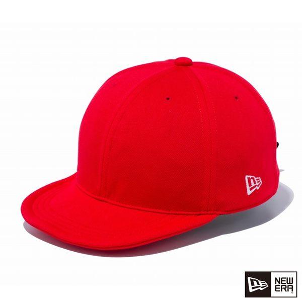NEW ERA 報童帽 紅