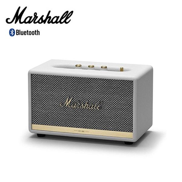 【Marshall】Acton II Bluetooth藍牙喇叭 經典白