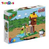 玩具反斗城 BANBAO 史努比系列 樹屋遊戲