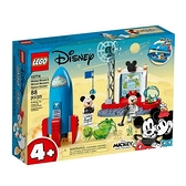 10774【LEGO 樂高積木】Disney 迪士尼系列  - 米奇&米妮太空火箭
