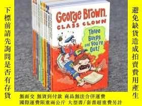 二手書博民逛書店George罕見Brown Class Clown班級小丑喬治