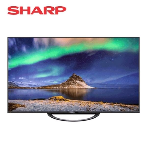 【折扣碼sharptv 結帳再折】SHARP夏普 60吋 AQUOS真8K液晶電視 8T-C60AX1T