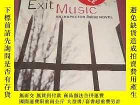 二手書博民逛書店Exit罕見Music外文原版Y14465