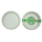 自然風環保植纖圓紙盤-9吋(10入)【愛買】