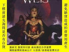 二手書博民逛書店Amber罕見And Ashes (dragonlanceY256260 Margaret Weis Wiza