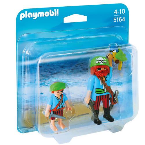 特價 playmobil 海盜雙入組_PM05164