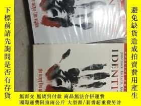 二手書博民逛書店致命ID罕見Identity 紅龍精裝DVD9 側開 僅拆留膜