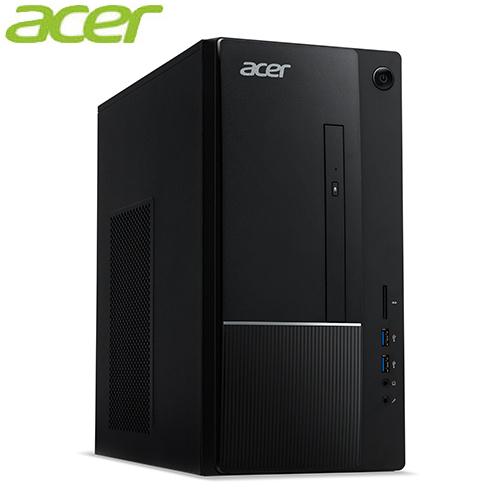 ACER  i5 九代六核雙碟極速機TC-860【愛買】
