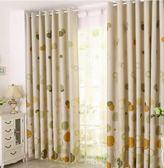 落地窗簾 全遮光窗簾布料成品現代簡約歐式客廳臥室落地窗飄窗婚房加厚