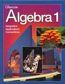 二手書博民逛書店 《Algebra 1, Student Edition》 R2Y ISBN:9780028253268│McGraw-Hill Education