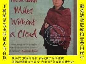 二手書博民逛書店Ten罕見Thousand Miles Without a Cloud(英文原版)Y24355 sun shu
