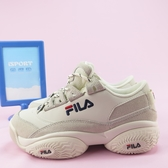 小編激推!【iSport代購】FILA正韓 concours low 96老爹鞋 FS1HTB1821XWGY女款 白灰