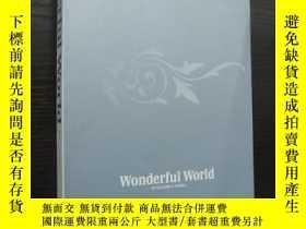 二手書博民逛書店Wonderful罕見world 日文版 旅遊地理類-世界各國風