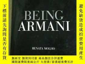 二手書博民逛書店Being罕見Armani: A BiographyY24069