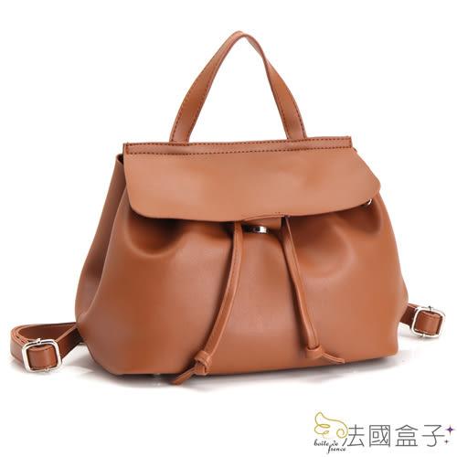 後背包-法國盒子.韓系熱銷百變時尚多用後背包(共二色)S-2026
