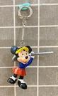 【震撼精品百貨】Micky Mouse_米奇/米妮 ~造型鑰匙圈~米妮高爾夫#01008
