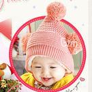 可愛造型3毛球小精靈雙球毛帽 加厚毛絨  橘魔法 聖誕節保暖推薦Baby magic  兒童 現貨 聖誕