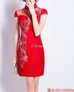 (45 Design)  7天到貨 新款新娘婚紗禮服改良旗袍 可以客製化顏色尺寸 歡迎大尺碼訂做6