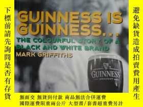 二手書博民逛書店Guinness罕見is Guinness:The Colour
