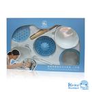 酷咕鴨 KUKU 寶寶專屬副食品料理器-八件組
