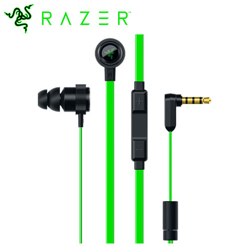 Razer 雷蛇 Hammerhead Pro V2 戰錘狂鯊 專業版耳機麥克風【現省610元】