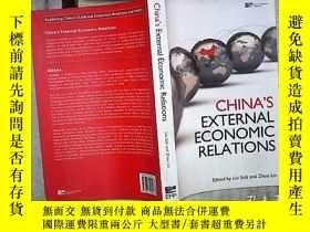 二手書博民逛書店CHINA S罕見EXTERNAL ECONOMIC RELAT
