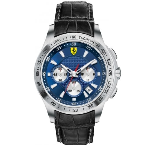 FERRARI 速度結合時尚帥氣腕錶/0830041
