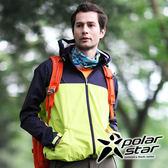 PolarStar 中性 防水透氣雨衣『淺綠』 雨衣│防風防曬外套│路跑│單車│釣魚外套 P15225
