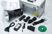 呈現攝影-NiceFOTO 280a 二代新版 雙電池 高速無線外拍燈 LED對焦燈1.3kg 棚燈DL4.0魚住燈公司貨