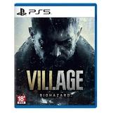 [哈GAME族]免運費 可刷卡 首批武器飾品DLC PS5 惡靈古堡8 村莊 中文版 探索背後的真相