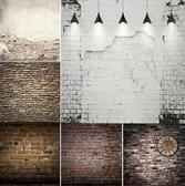 拍照背景布女裝掛拍攝影背景布磚墻背景墻網店童裝拍攝背景布壁貼壁紙YJT