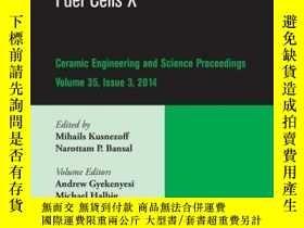 二手書博民逛書店Advances罕見in Solid Oxide Fuel Cells X, Volume 35, Issue 3