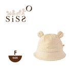 【SISSO有機棉】經典格格QQ小熊帽 ...