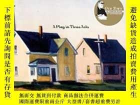 二手書博民逛書店Our罕見Town: A Play In Three ActsY