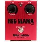 ☆ 唐尼樂器︵☆ Dunlop MXR WHE-203 Red Llama Overdrive 破音 效果器