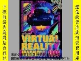 二手書博民逛書店Virtual罕見Reality Madness 1996-虛擬現實瘋狂1996Y443421 Ron Wod