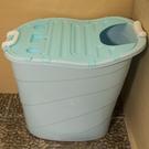 德居大人泡澡桶成人洗澡桶全身洗澡盆加厚塑料沐浴桶浴盆家用浴缸 台北日光