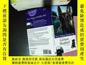 二手書博民逛書店German罕見Shepherd Dog: Your Happy