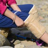 雪褲 戶外沖鋒褲女加絨加厚可拆卸軟殼防水保暖大碼透氣修身登山滑雪褲 卡卡西