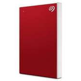 SEAGATE 1TB Backup Plus Slim 紅色 行動硬碟 ( STHN1000403 )