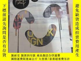 二手書博民逛書店Design罕見Play(玩味設計)英文原版 品樣佳Y225480 workshop Ltd Victiona