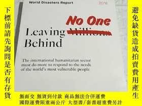 二手書博民逛書店LEAVING罕見NO ONE BEHIND (詳情看圖)Y23