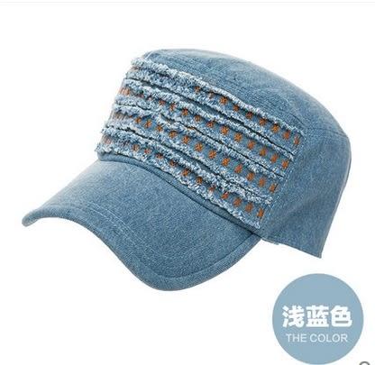 平檐街舞帽嘻哈帽棒球帽鸭舌帽 -com10030