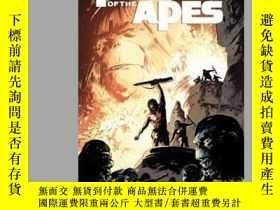 二手書博民逛書店Exile罕見on the Planet of the ApesY410016 Gabriel Hardman