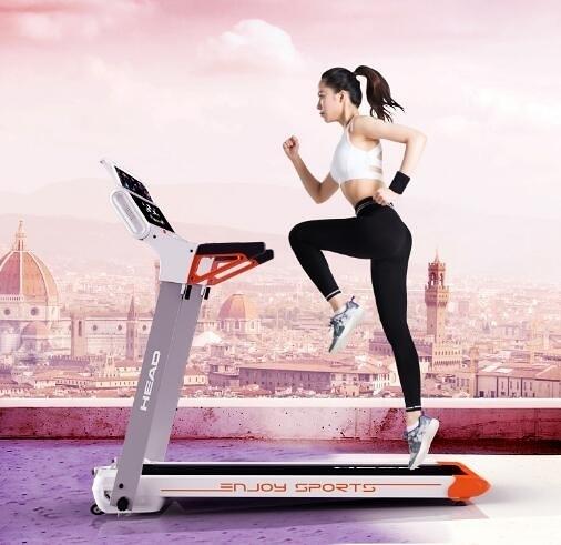 跑步機 歐洲海德跑步機家用款小型迷妳健身房超靜音男女折疊室內減震 MKS霓裳細軟