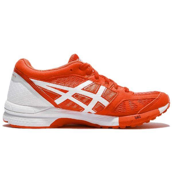 【五折特賣】Asics 慢跑鞋 Lady Lyteracer RS 5 橘 白 運動鞋 舒適緩震 入門款 女鞋【PUMP306】 TJL5170601